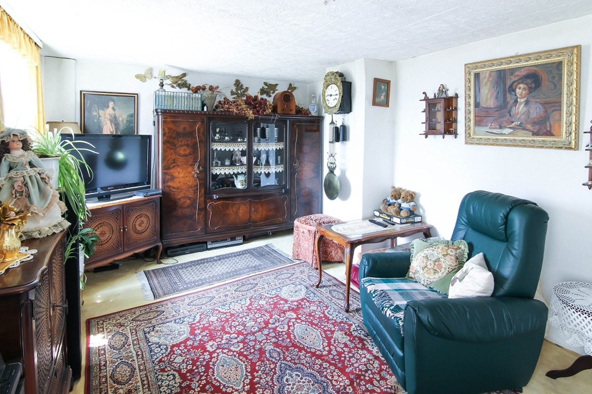 OG: Wohnzimmer