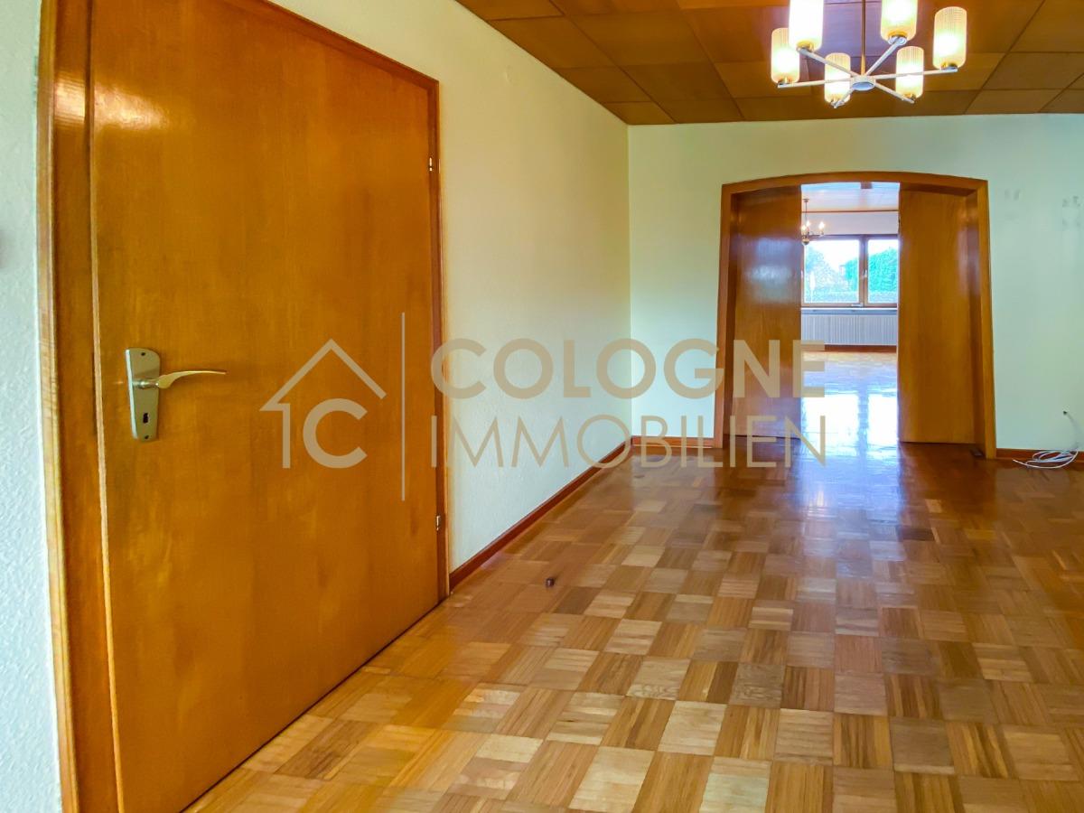 Esszimmer/Zimmer2 Rückblick zum Zimmer1