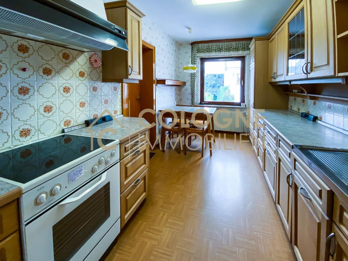 Eingebaute Küche/Küchenbereich