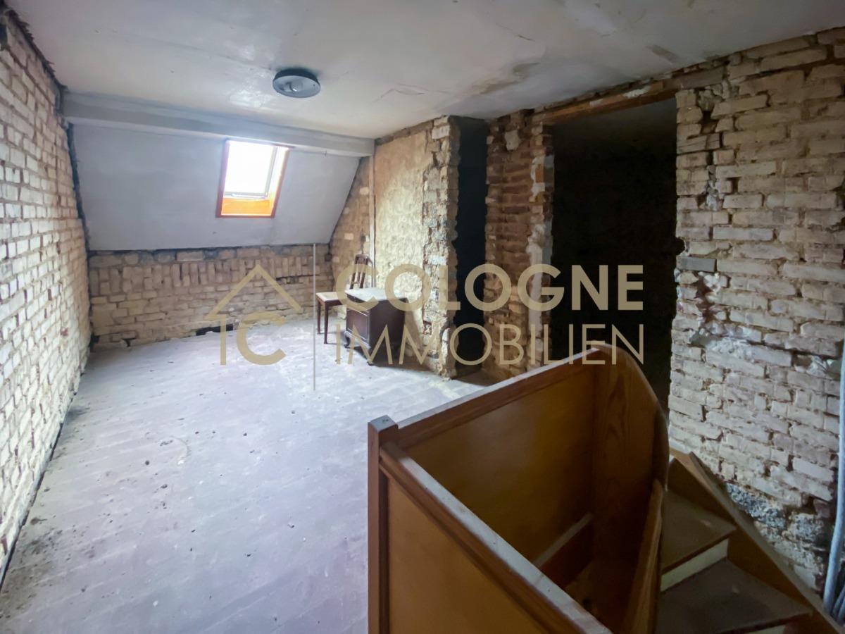 Obergeschoss Arbeitsraum
