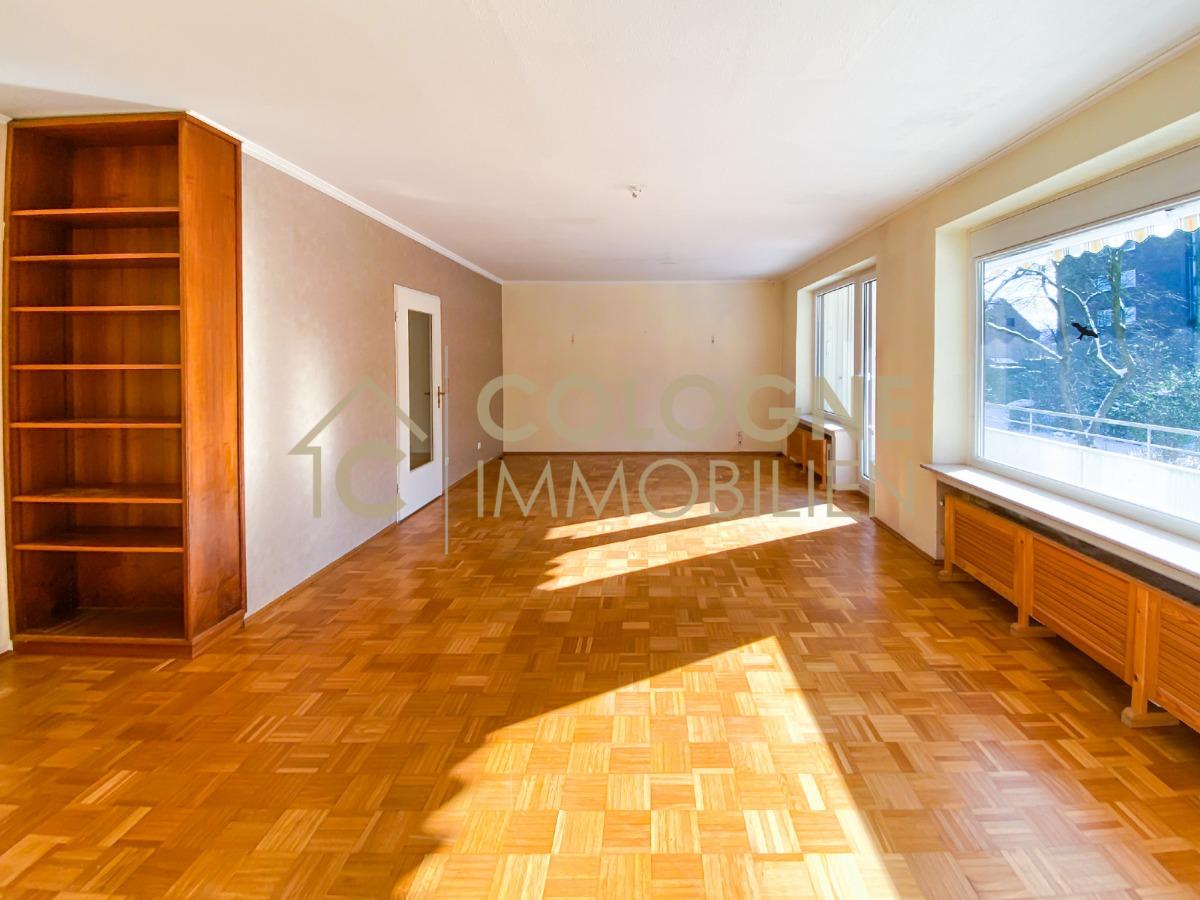 Großes auf 3 Zimmer aufteilbares Ess- und Wohnzimmer