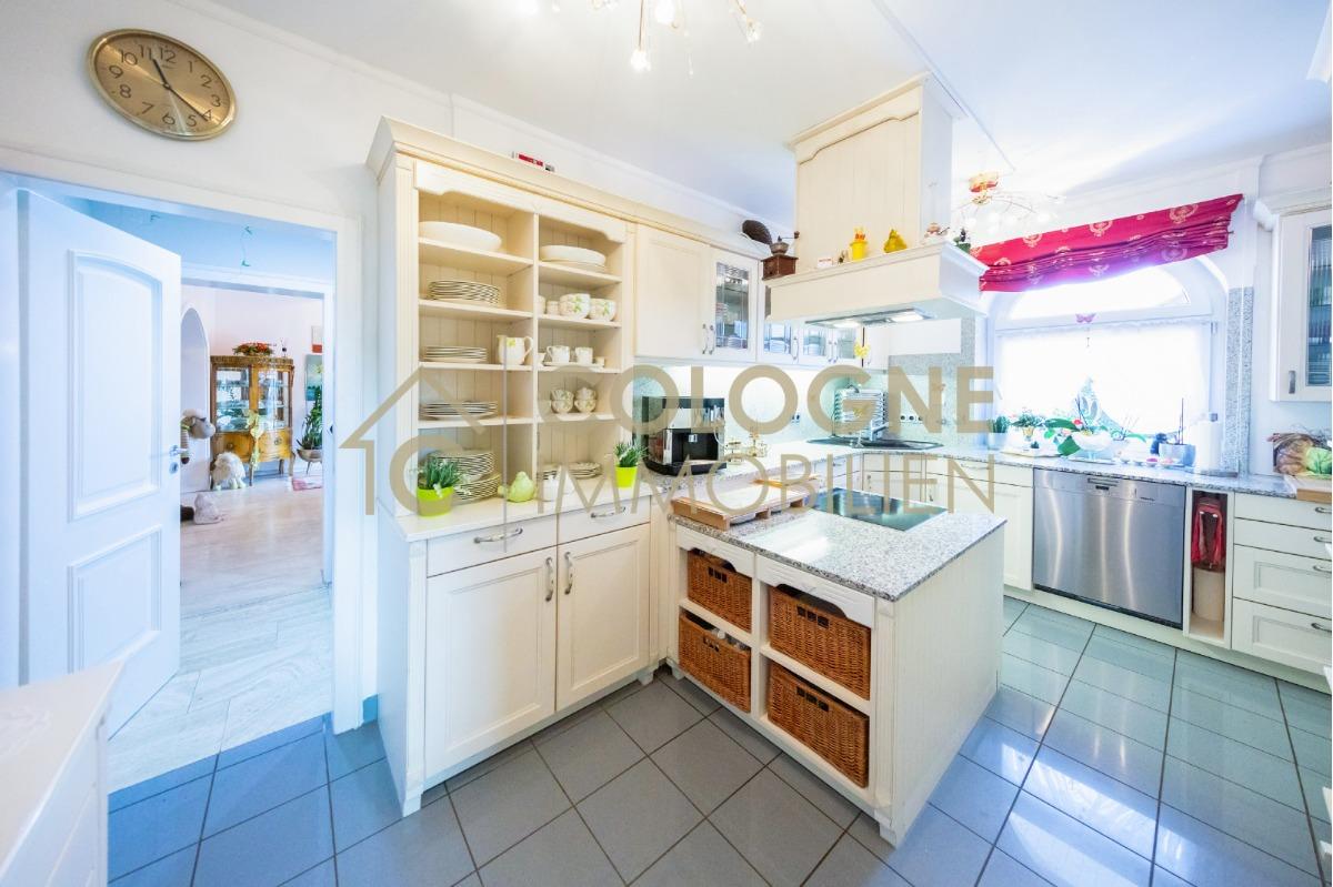 Küchenbereich im EG