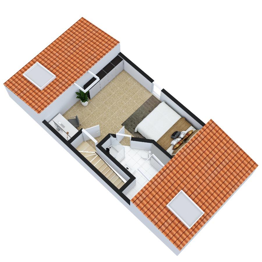 Grundriss Dachgeschoss 2