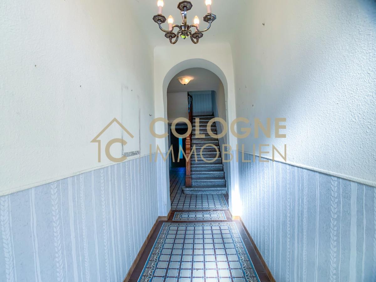 Langer Eingangsbereich